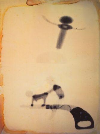 Screenprint Klauke - The Big Sleep 8