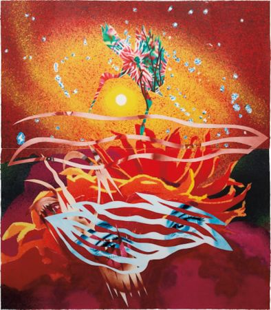No Technical Rosenquist - The Bird of Paradise Approaches the Hot Water Planet, from Welcome to the Water Planet Series