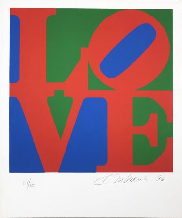 Screenprint Indiana - The Book of Love 7