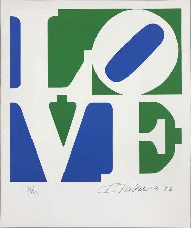 Screenprint Indiana - The Book of Love 8