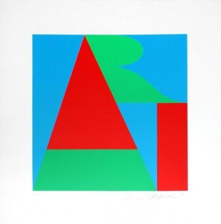 Multiple Indiana - The Bowery Art