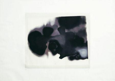 Aquatint Pasmore - The cloud