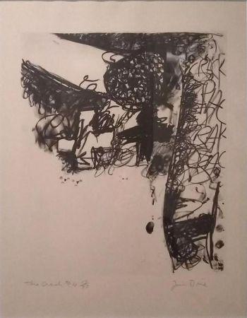 Lithograph Dine - The Crash #4