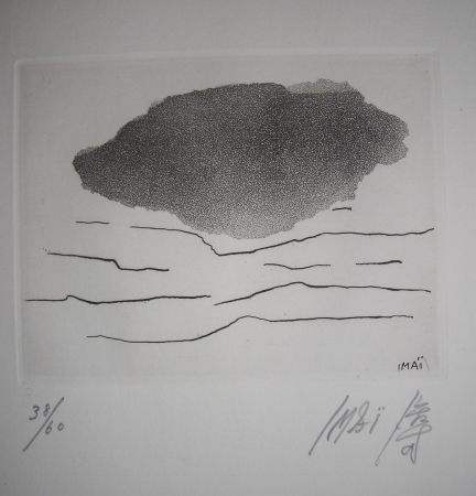Etching And Aquatint Imai - The international avant garde 2