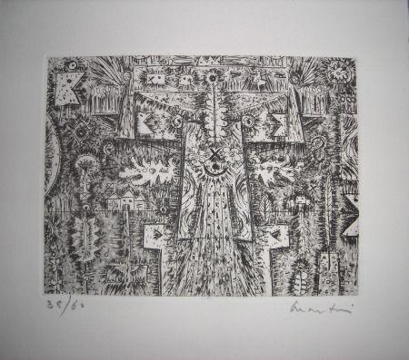 Engraving Martin - The international avant garde 2