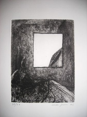 Etching And Aquatint Peverelli - The international avant garde 2