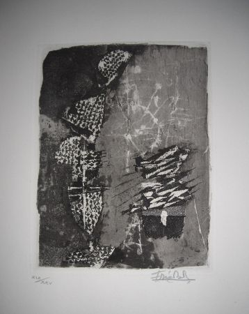Etching And Aquatint Friedlaender - The international avant garde 4