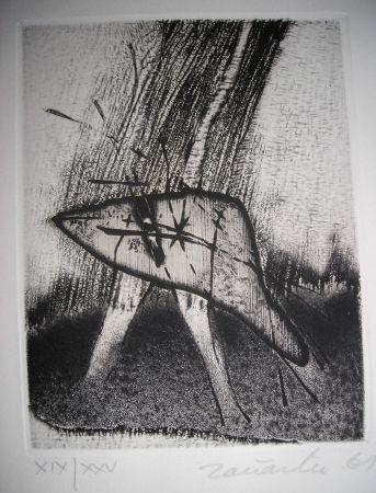 Etching And Aquatint Zanartu - The international avant garde 4
