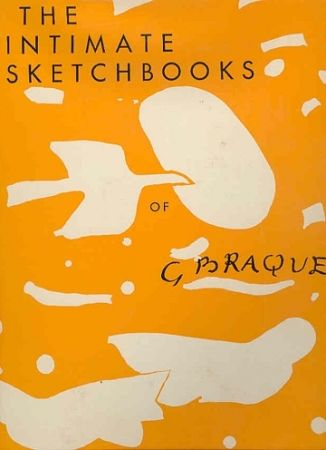 Illustrated Book Braque - The intimate sketchbooks of Georges Braque