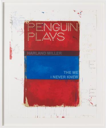 Screenprint Miller - The Me I Never Knew