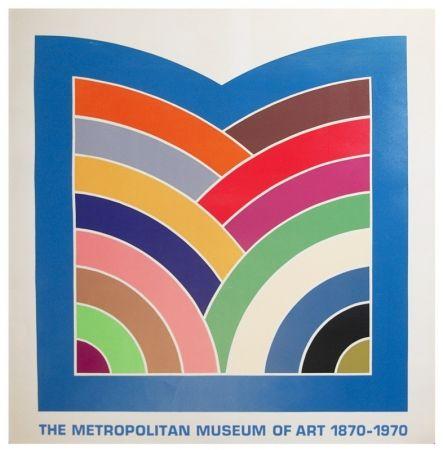 Screenprint Stella - The metropolitan museum of art 1870 1970