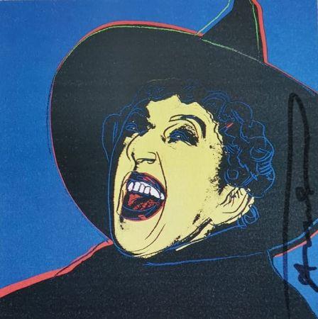 Screenprint Warhol - The Mitch