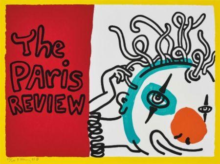 Screenprint Haring - The Paris Review