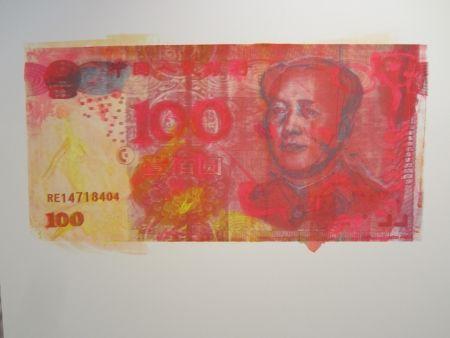 Screenprint Lawrence - The RMB Series #3