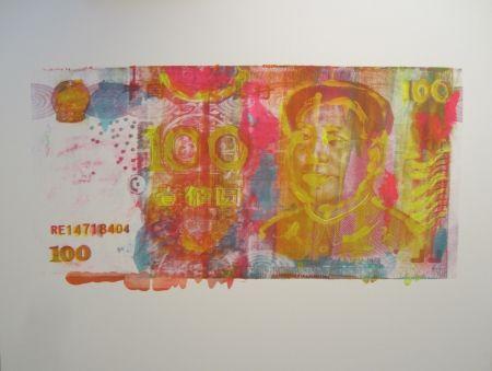 Screenprint Lawrence - The RMB Series #4