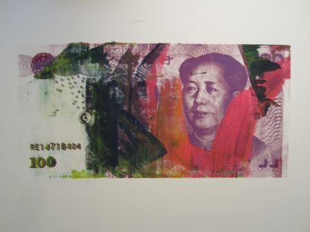 Screenprint Lawrence - The RMB Series #5