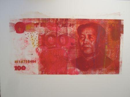 Screenprint Lawrence - The RMB Series #6