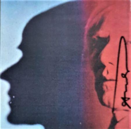 Screenprint Warhol - The Shadow