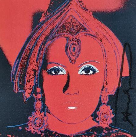 Screenprint Warhol - The Star