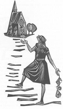 Illustrated Book Marangoni - The toilers of the sea