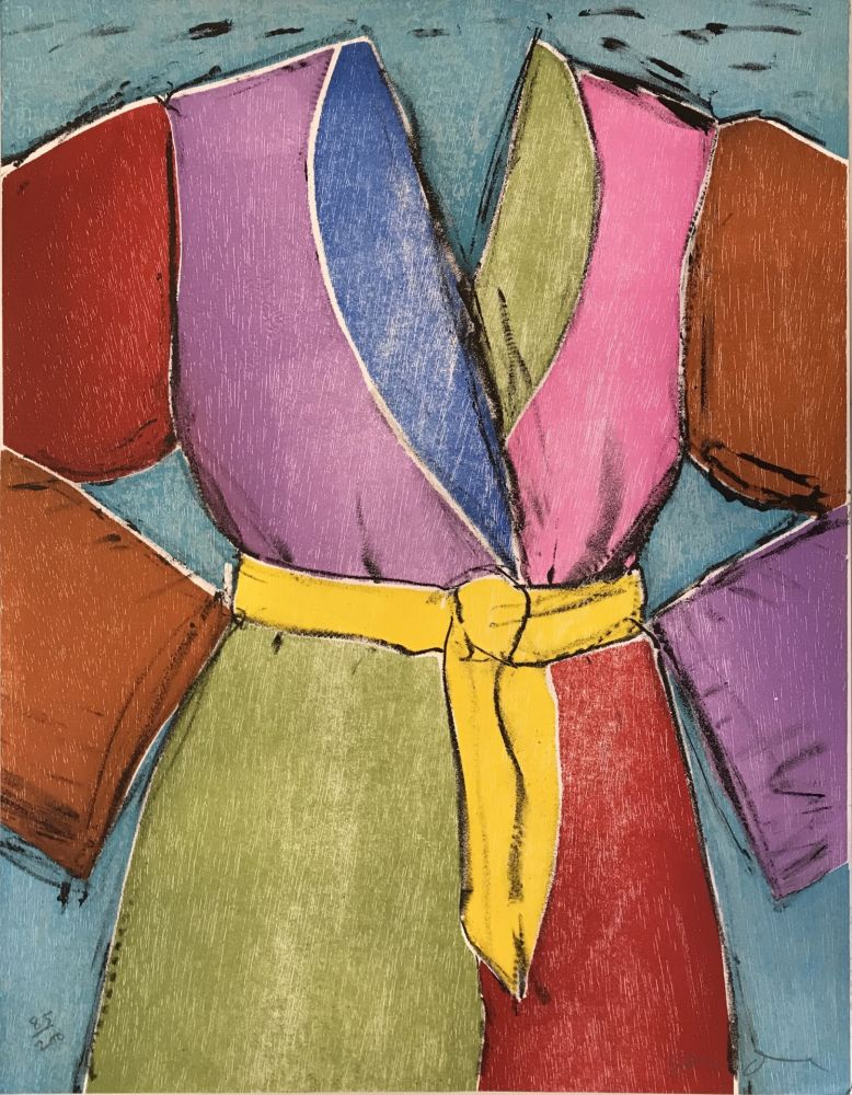Woodcut Dine - The Yellow Belt