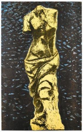 Woodcut Dine - The Yellow Venus