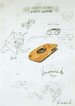 Offset Panamarenko - Thermo Voltaic 1