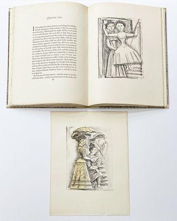 Illustrated Book Campigli - Theseus