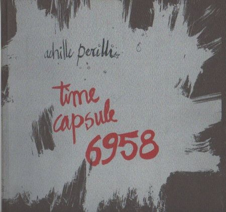 Illustrated Book Perilli - Time capsule 6958