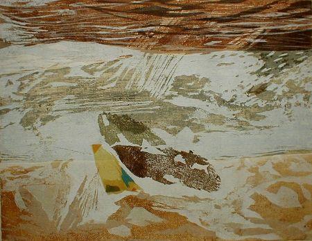 Linocut Moy - Timeless Imprints
