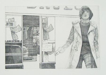Engraving Häsler - Titre inconnu