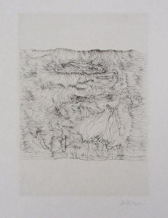 Engraving Bellmer - Titre Inconnu