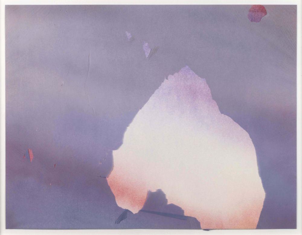 Lithograph Goode - Torn Sky (742)