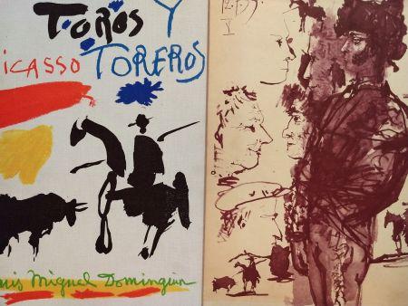 Illustrated Book Picasso - Toros Tore Ros