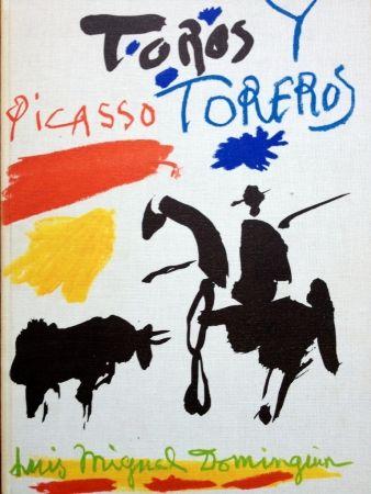 Illustrated Book Picasso - TOROS Y TOREROS 1961