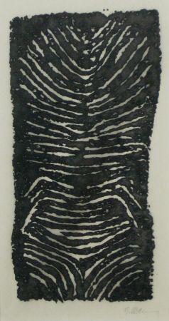 Engraving Ubac - Torse 2