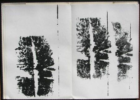 Illustrated Book Scialoja - Toti Scialoja. Quattro litografie