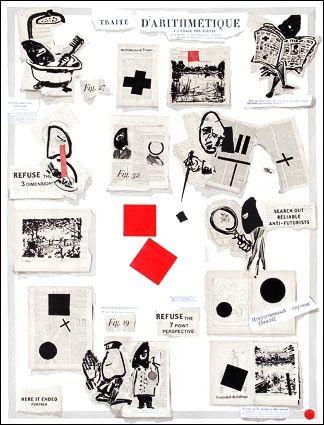 Lithograph Kentridge - Traité d'arithmétique