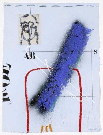 Carborundum Coignard - Transversale bleue