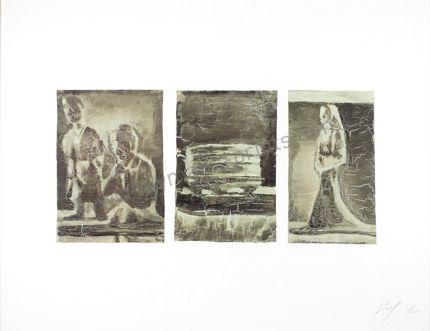 Offset Tuymans - Triptych