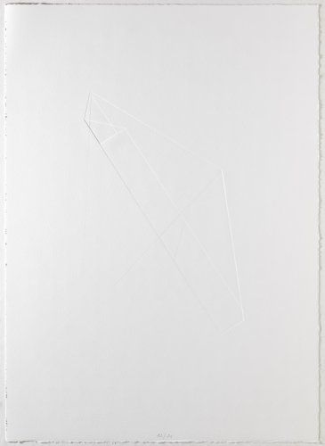 Lithograph Nicolai - Triptych S/T