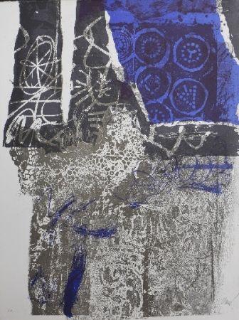 Lithograph Clavé - Trobador 2