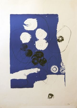 Lithograph Clavé - Trobador ref. 3