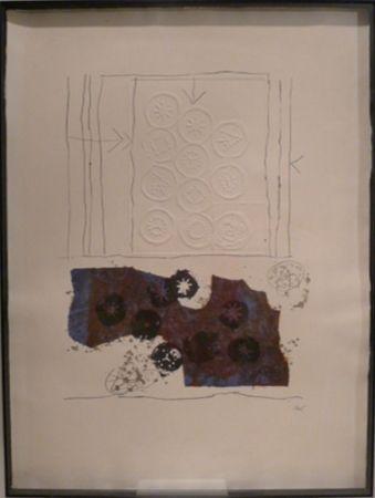 Lithograph Clavé - Trobadors