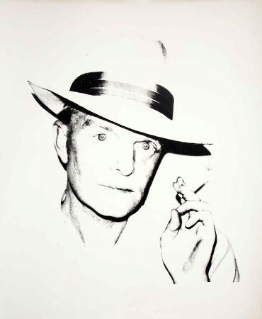 Screenprint Warhol - Truman Capote (FS IIIC.46)