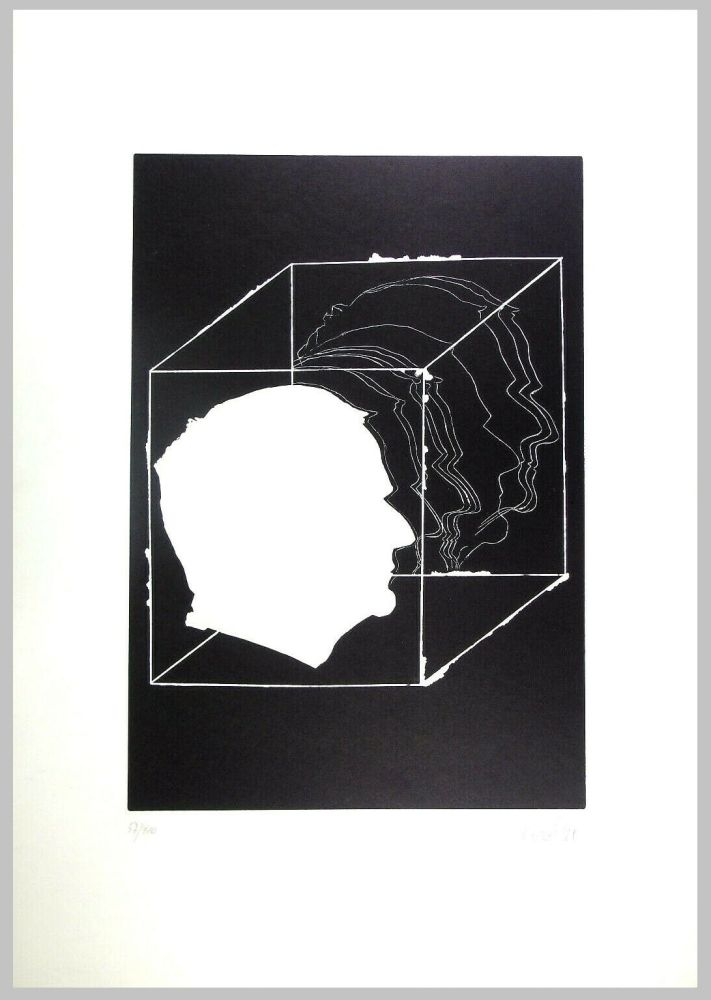 Etching Ceroli - Twombly