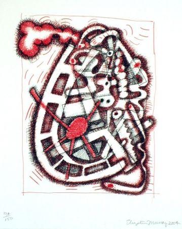 Lithograph Murray - Tybid