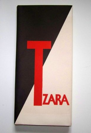 Illustrated Book Delaunay - Tzara