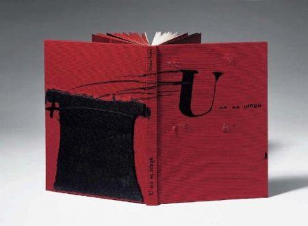 Illustrated Book Tàpies - U no es Ningú