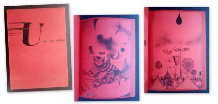 Illustrated Book Tàpies - U no es Ningú - Brossa -Tàpies